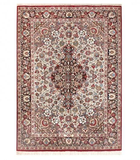 IRAN GHOM SILK 145x106
