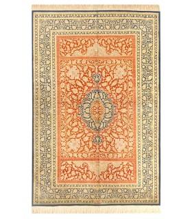 Iran Ghom silk 151x100