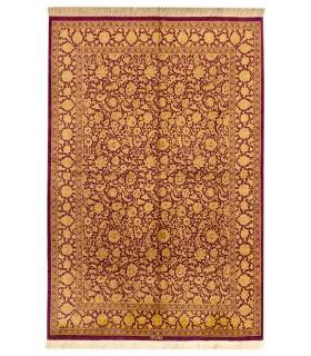Iran Ghom silk 195x130