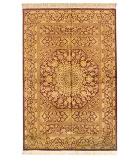 Iran Ghom silk 147x98