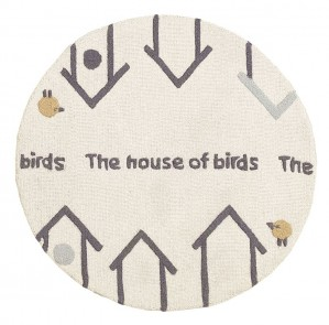 INFANTIL THE HOUSE OF BIRDS REDONDA