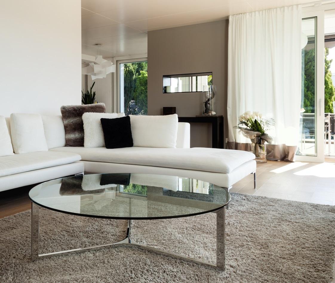 Calentar una habitación usando alfombras