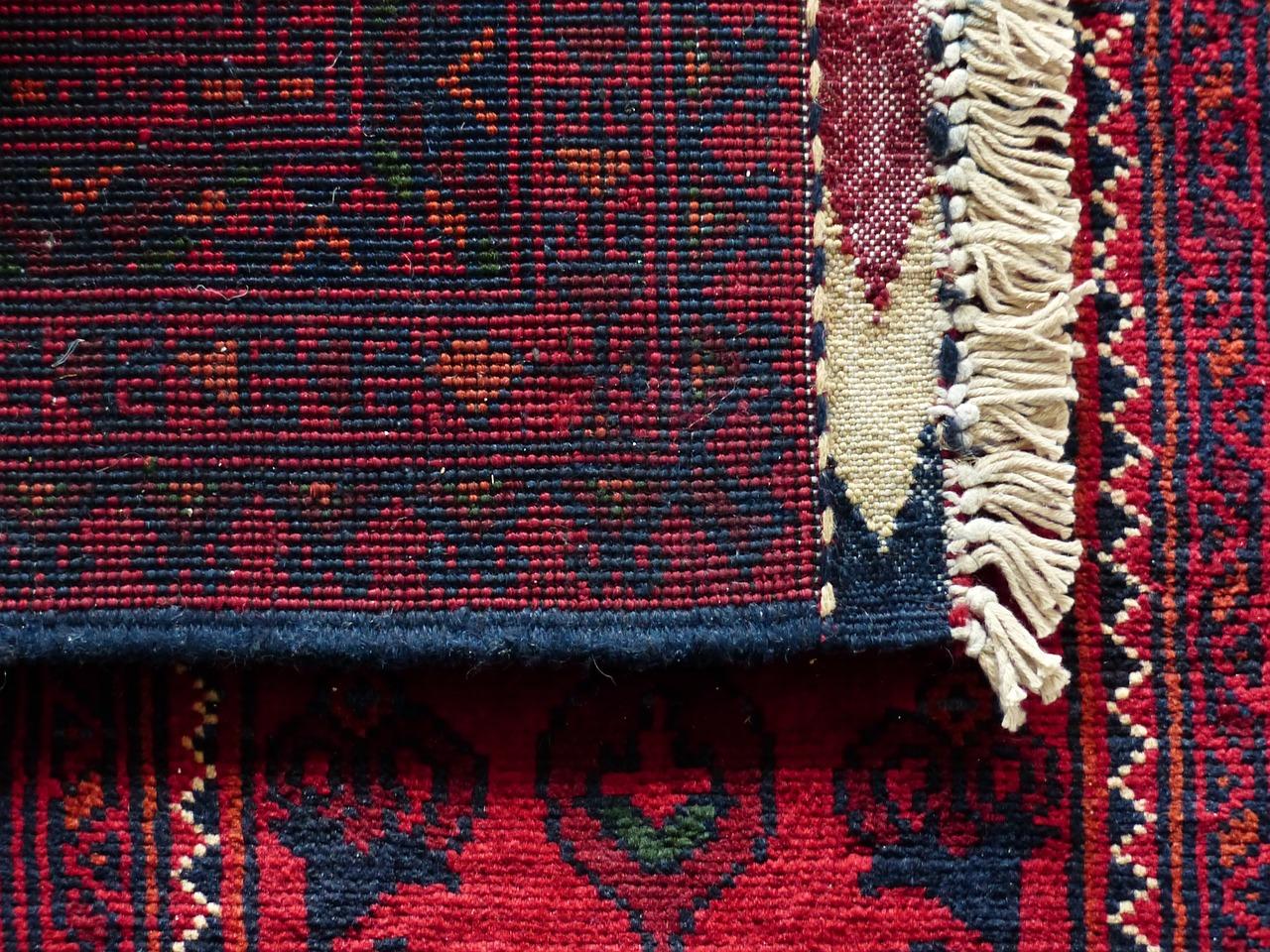 secar alfombra paciencia