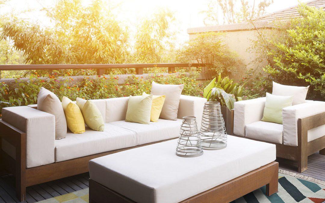 ¿Cómo elegir una alfombra de exterior para la terraza?