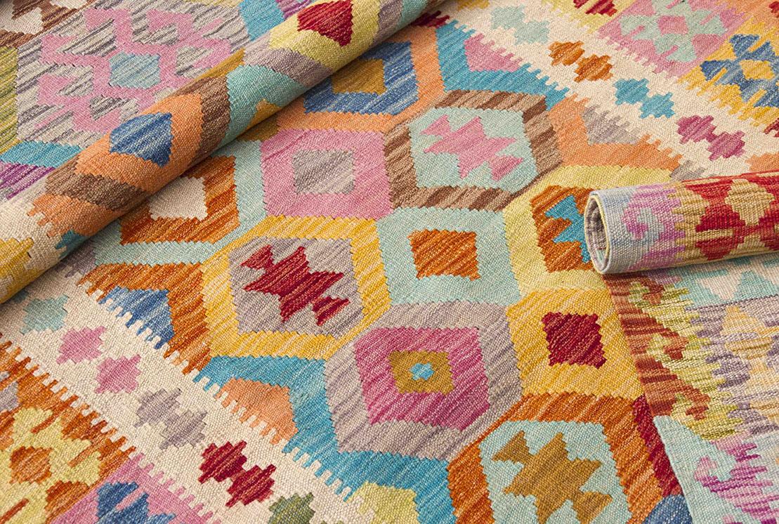 Alfombras de yute y kilims una combinaci n perfecta para - Como limpiar alfombra de yute ...