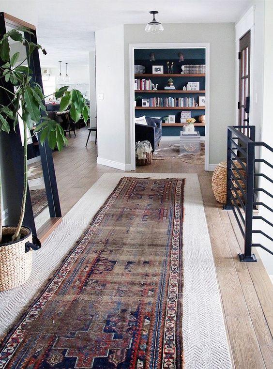 alfombra para el pasillo