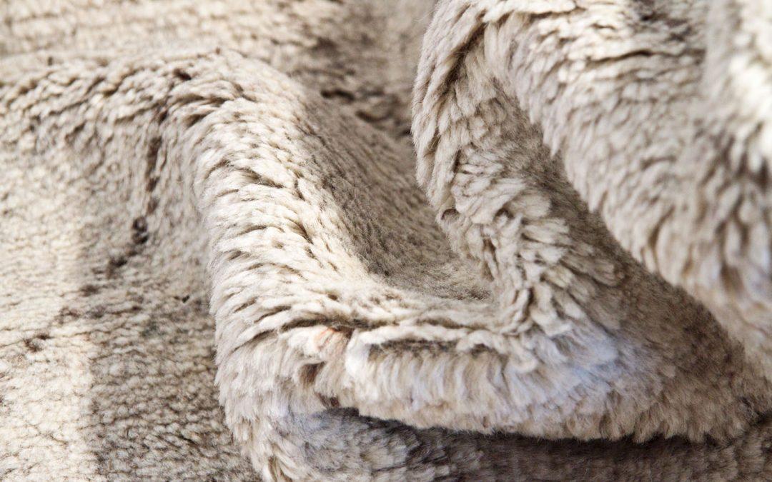 Cómo limpiar las alfombras de pelo largo: nos preparamos para el invierno