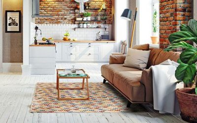 ¿Qué tipo de alfombra es mejor para cada diferente tipo de suelo?