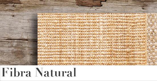 Alfombras fibra natural