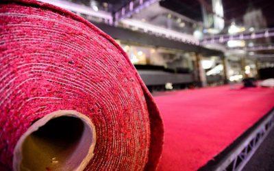 4 curiosidades sobre la alfombra roja que nadie te contó