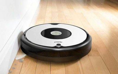 Robot para limpiar alfombras
