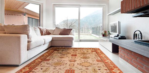 Alfombras hamid alfombras orientales cl sicas y - Alfombras baratas barcelona ...