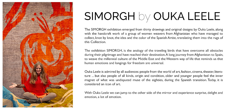 Collection Simorgh by Oukaleele